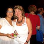 WITH ADRIANA BRODSKY<br /> LAJSA TEL AVIV CONGRESS<br /> 2010
