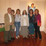 WITH MARIA KODAMA, PELUSA BORTHWICK AND FRIENDS <br /> ARCIMBOLDO GALLERY<br /> DECEMBER 2009