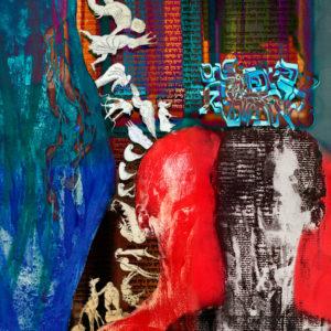 LA CORONA, Impresión digital 52 x 46 cm 2008