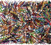 PAISAJE INTERIOR<br /> Técnica mixta<br /> 110 x 136 cm<br /> 2012