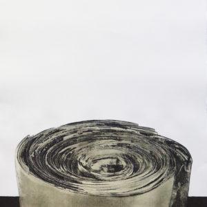 Aguafuerte-aguatinta, 100x59cm, 2012