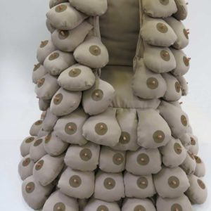 EVA: LA MADRE PRIMORDIAL, 100x100x100cm, 2014